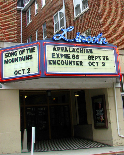 Lincoln Theater - Marion VA