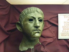 Bronze Bust of ?Emporor Claudius ( Claire ) Tags: castle museum temple roman norman empire keep claudia colonia celtic celt essex colchester romans trinovantes normans boudicca celts claudius boudicea colchestercastle iceni emporor riveralde caratacus camulodunum camulodunon catuvellauni templeofclaudius prasutagus cunobelinus victricensis coloniaclaudiavictricensis togodumnus