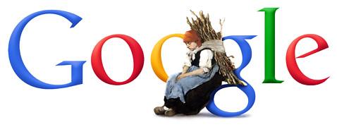 Google Hungary Mihaly Munkacsy Logo