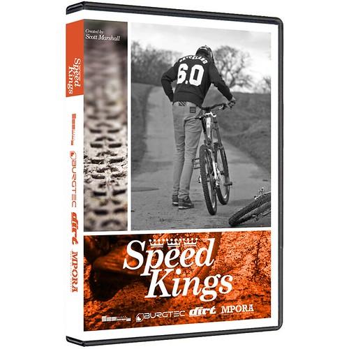 SPEED KINGS DVD CASE