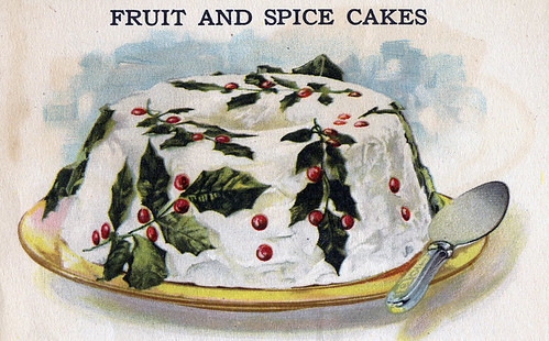 Swans_fruit and spice cakes_tatteredandlost