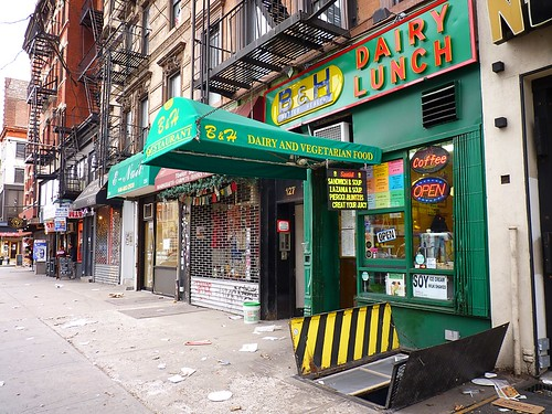 B&H Dairy, East Village, New York City 6