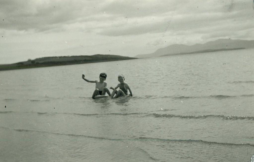 Douglas and Roderick McCreath 1955