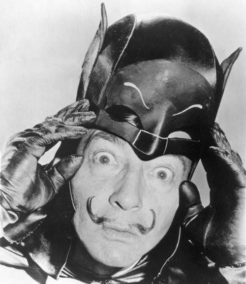 Bat-Dalí