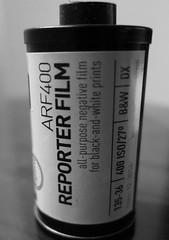 ARF Argenti Reporter Film 400, 35mm (juan_carrasco) Tags: film 35mm arf 400 carretes argenti argentireporterfilm400