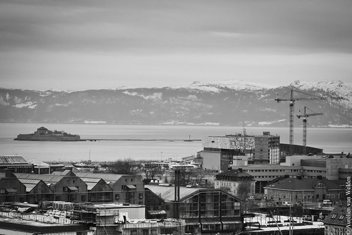 A view from Trondheim