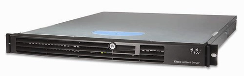 Cisco TelePresence Content Server