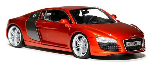 Lucky Audi R8