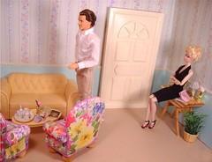 Episode 3 #14 (Bridget_John316) Tags: miniature place ken barbie articulated diorama photostory pemberley silkstone playscale bfmc harleyken pemberleyplace waltzken lingerie4barbie
