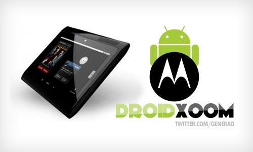 Motorola xoom serious ipad competitor