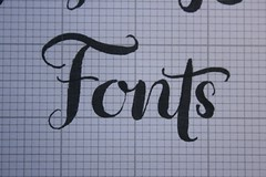 IMG_2959 (andyjmartin) Tags: handwriting typography graphicdesign graphics graphic image font type lettering calligraphy script fonts handwritten typeface handlettering handdrawn scriptfont typefacedesign fontdesign