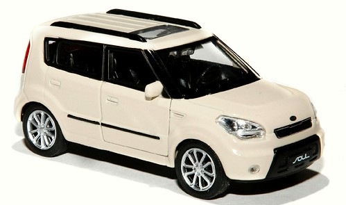 Welly Kia Soul