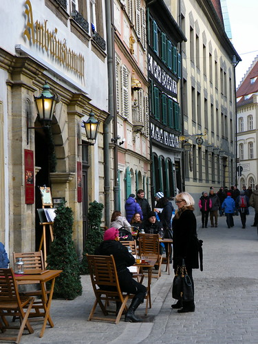 Dominikanerstraße Bamberg Germany by barockschloss, on Flickr