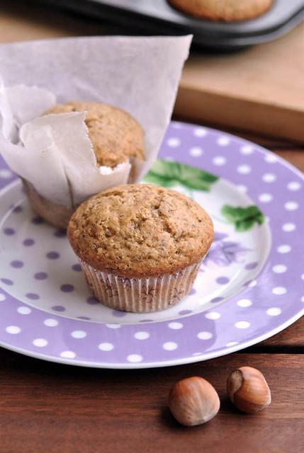 2.Muffins alle nocciole