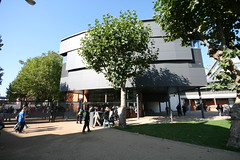Lecture Theatre; Main Entrance