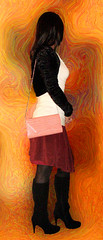 Girly Day Out (JaceyChan) Tags: street baby sexy girl beautiful pose lesbian naughty asian boots slut girly feminine prostitute skirt crossdressing tgirl transgender prostitution sissy tranny transvestite horny whore transexual crossdresser crossdress cardigan tramp slutty slave ladyboy shemale feminization sissyslut forcedfeminization sissification