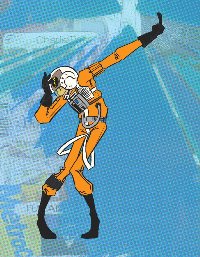 X Wing Pilot 01