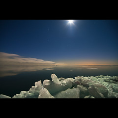 K7__4825-2 (Bob West) Tags: longexposure nightphotography winter moon ontario ice night clouds lakeerie greatlakes fullmoon moonlight nightshots startrails k7 erieau southwestontario bobwest pentax1224 gettyimagescanada