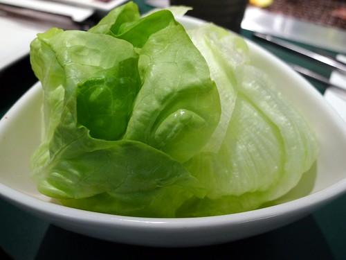 「原燒」- 萵苣生菜
