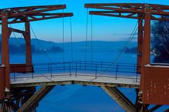 Vippebrua p Landfallya (ivar.schiager) Tags: bridge norway nikon drammen 18105 d90 touraroundtheworld