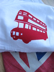 double decker tea towels