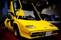 Yes, that is a Lamborghini! (Lemuel Montejo) Tags: auto cars japan nikon exhibit yokohama lamborghini nikon1224 d7000 nostalgic2days