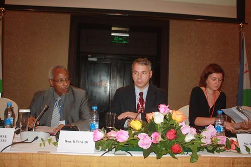 ALDEPAC 2011 [CONFERENCE] Djibouti