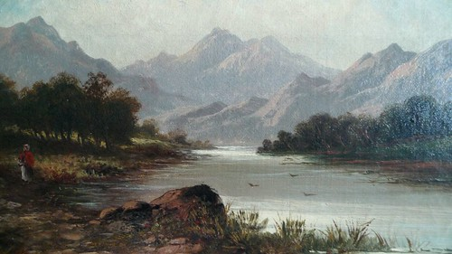 Williams painting of Derwent