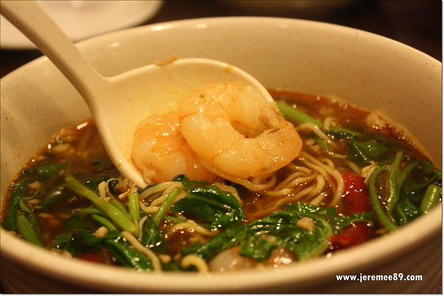 Xuan Xin Ramen Kitchen @ Gurney Plaza - Ramen With Prawn & Crabmeat in Prawn Soup