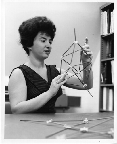 Joyce Jacobson Kaufman (b. 1929)