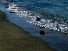 Riva (Birnardo) Tags: roma italia tramonto mare soe spiaggia lazio sera onde otw digitalcameraclub flickraward oltusfotos