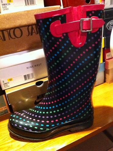 Rain boots - Size 7 1/2