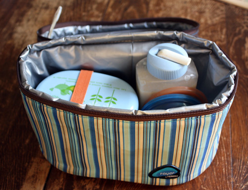 Toddler Bento #93: In the lunch bag