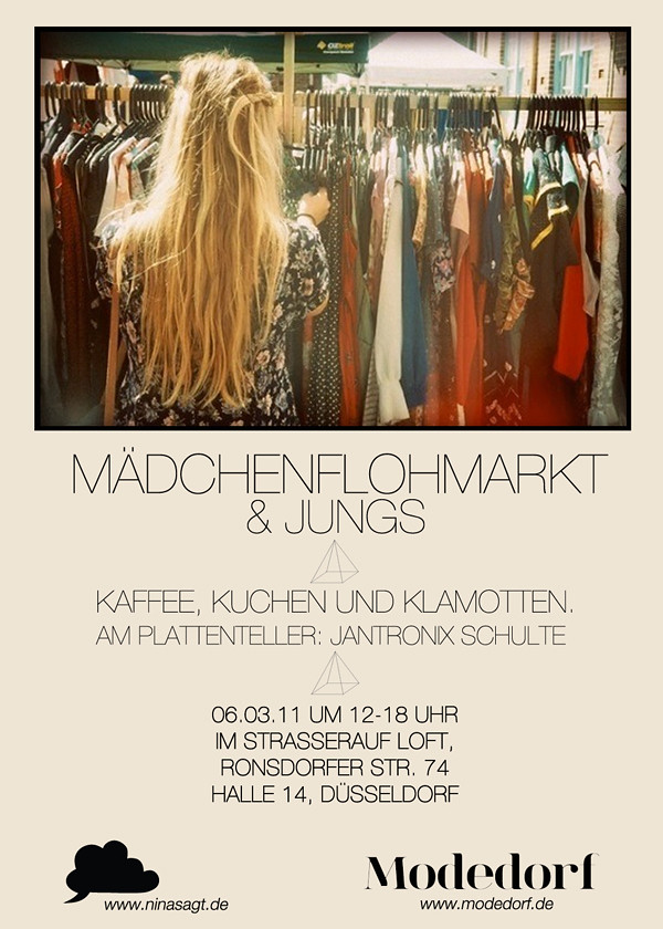 Mädchenflohmarkt