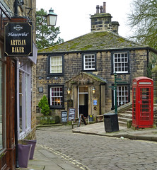 Black Bull, Haworth by Tim Green aka atoach