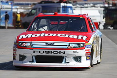 2011 Trevor Bayne #21 Motorcraft Ford Fusion (Have Fun SVO) Tags: ford car race track lasvegas 21 trevor garage headlights front racing grill clip nv nascar end fusion sim bayne 2011 lvms motorcraft woodbrothers sprintcup