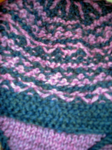 Pattern #53 - Two-Color Slip-Stitched Hat