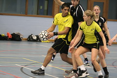 Bec 1 vs Norwich Knights 2010/11