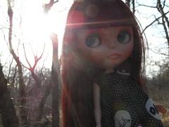 ADAD 2011 - 64/365 - Lita MB (Lolita Marmalade Brown)Sunny times