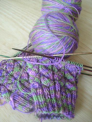 knitting 322