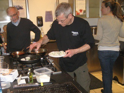Raymond teaches at BCAE