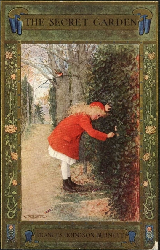 the secret garden essays The book is meant to give hope to children that mothering would always remain no matter how disordered the lives of children may be this fact is evident in t.