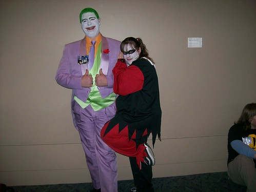 The Joker & Harley Quinn