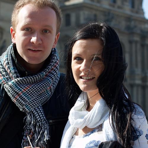 [Paris and You] [#7] Karolina et Kamil