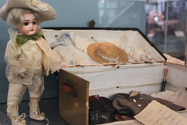 "Doll called ""Cedric"", Germany, 1903"