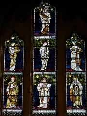 East Window (IanAWood) Tags: london raw stainedglass williammorris putney allsaintschurch churchwindows churchofengland 1878 morrisco d3x siredwardburnejones walkingwithmynikon nikkorpce24f35 surreychurches