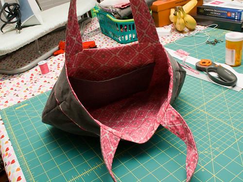 buttercup bag - large