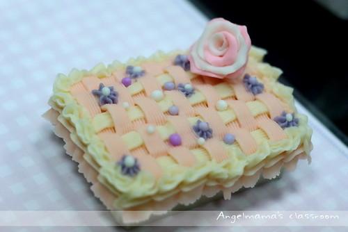 天使媽媽蛋糕皂教學台中 0018