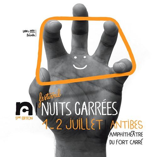 Songes de Nuits carrées 2011 Antibes