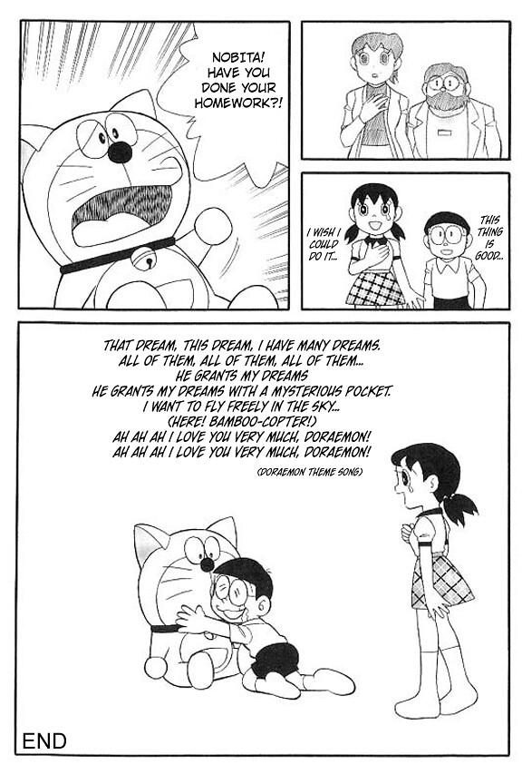 The End of Doraemon